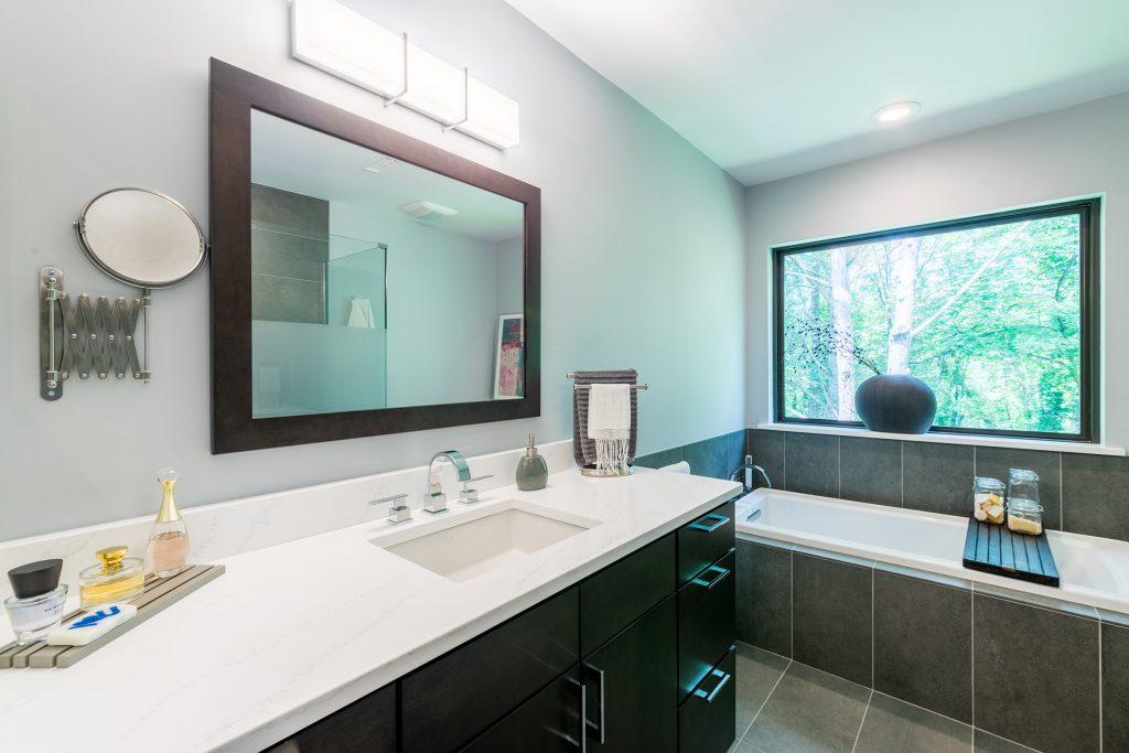 Northern Virginia Luxury Bathroom
