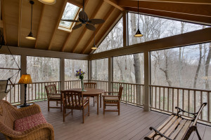 Covered Patio Ideas in Northern Virginia