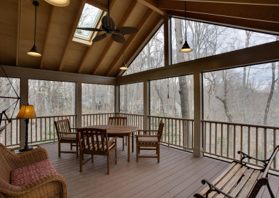 Sunroom Addition in Northern Virginia
