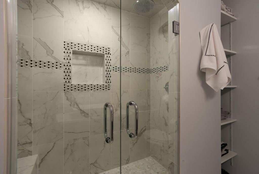 Master bathroom luxurious bathroom remodel