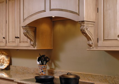 High end kitchen remodeling project 3