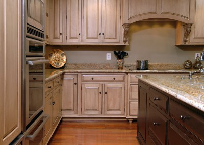High end kitchen remodeling project 4
