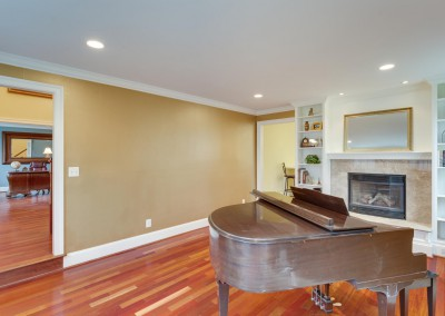 Luxury Basement Remodel in Northern Virginia