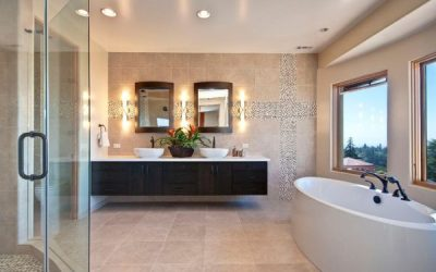 Trends In The Master Bath