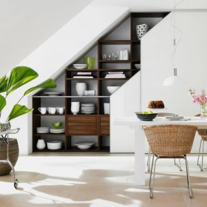 dining-room-and-wall-storage-under-the-stairs
