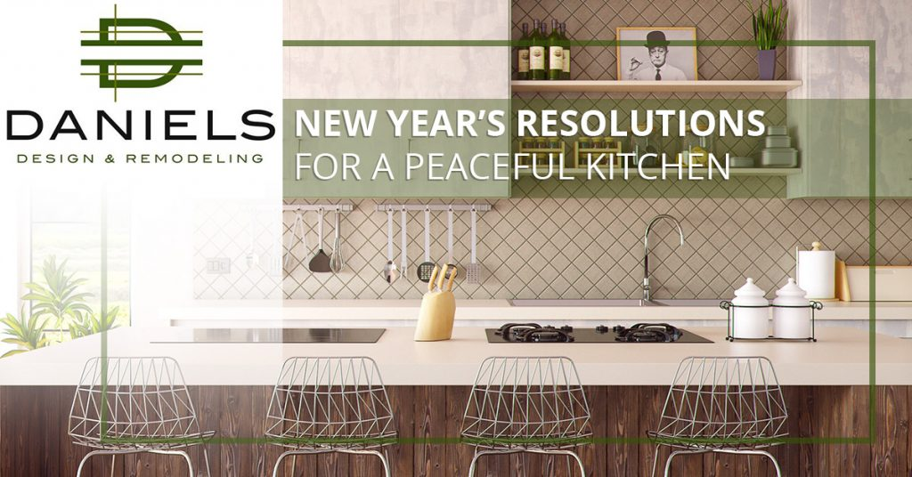 Amazing Kitchen Remodeling Northern Virginia: New Yearu0027s Resolutions Your Kitchen |  Daniels Design U0026 Remodeling (DDR)