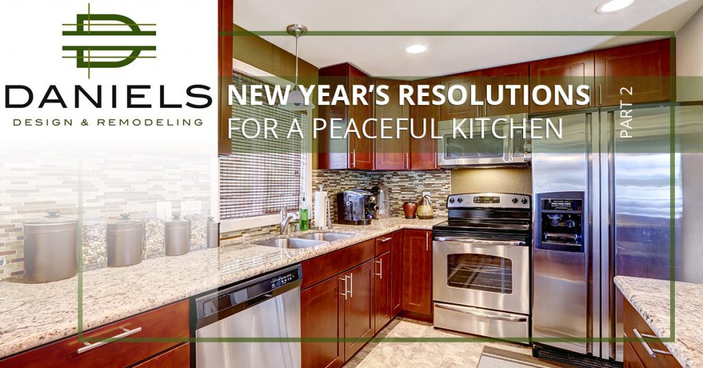 Kitchen Remodeling Northern Virginia: Kitchen Based Resolutions   Daniels  Design U0026 Remodeling (DDR)