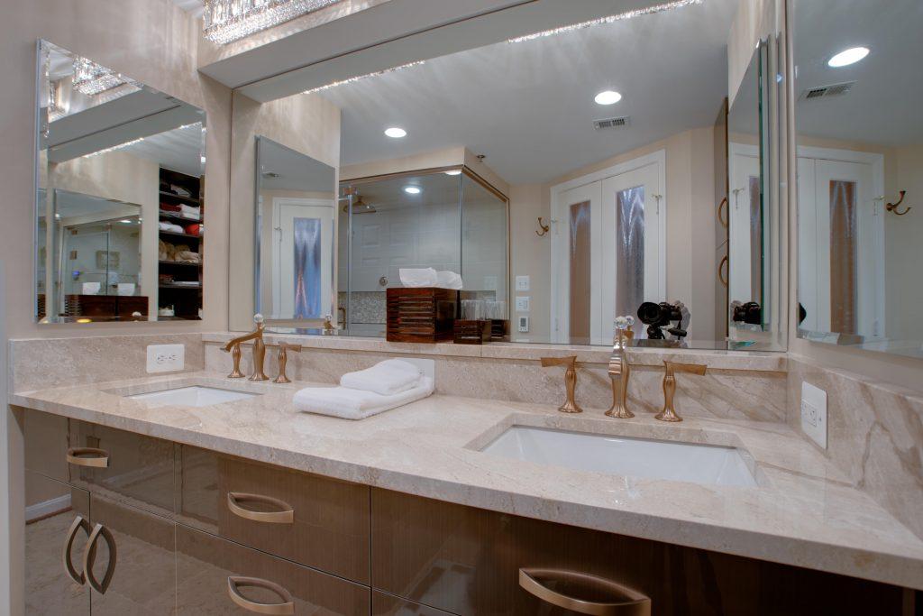 Luxury Bathroom Renovation in Northern Virginia