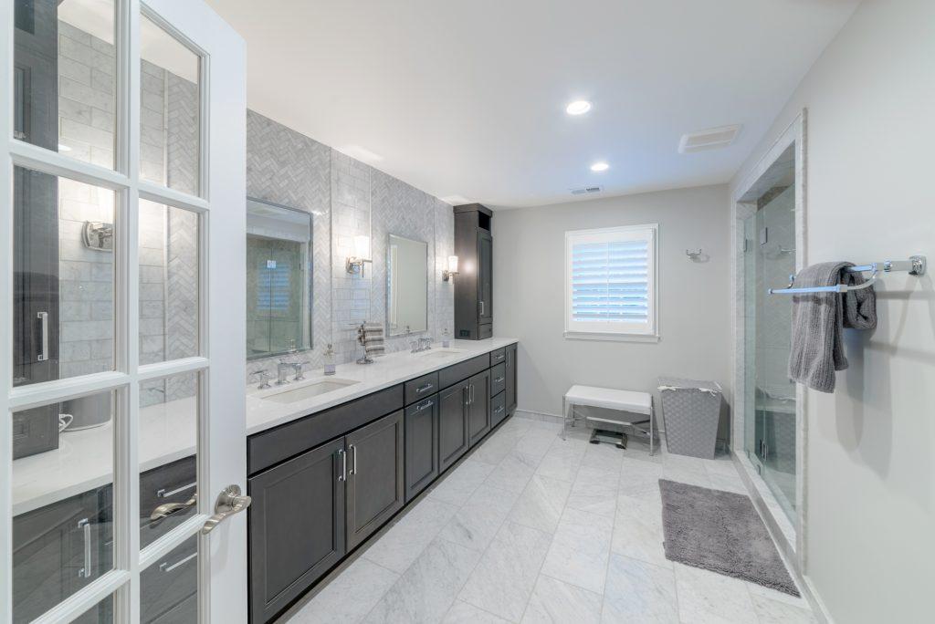 Northern Virginia Bathroom Remodel