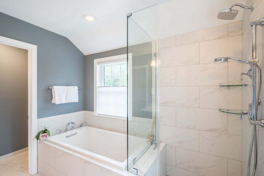 Renovating a Master Bath in Northern Virginia