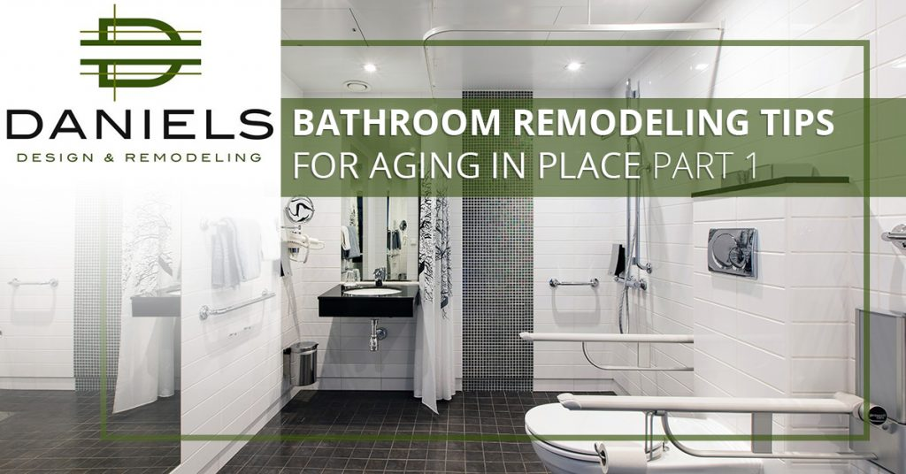 Bathroom Remodeling Northern Virginia Tips For Aging In Place