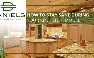 How to Stay Sane During Your Kitchen Remodel
