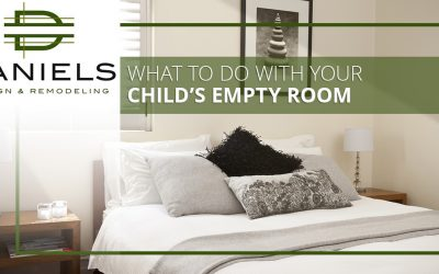 What to Do with Your Child's Empty Room
