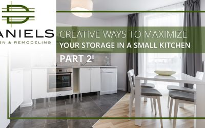 Creative Ways to Maximize Your Storage in a Small Kitchen Part 2