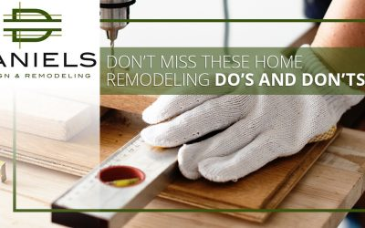 Don't Miss These Home Remodeling Do's and Don'ts