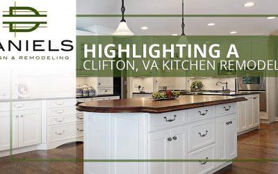 Highlighting A Clifton, VA Kitchen Remodel