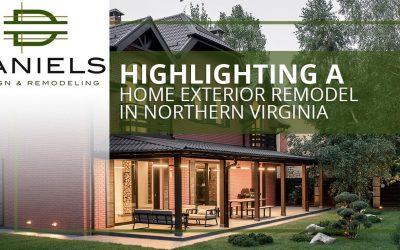 Highlighting A Home Exterior Remodel In Northern Virginia