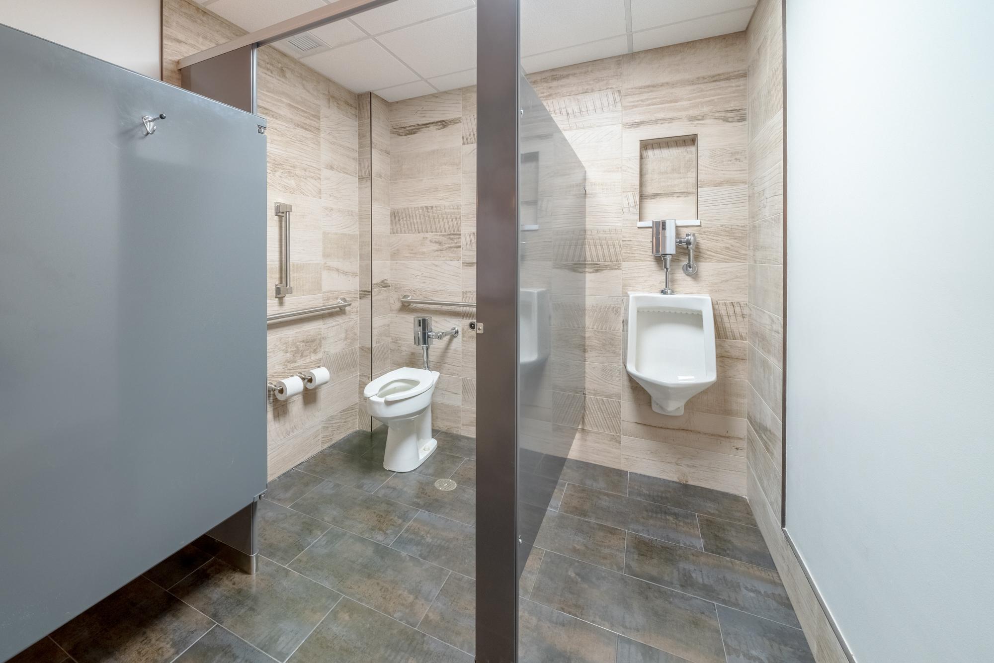 commercial remodeling, bathroom remodeling, commercial bathroom renovation